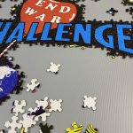 CHALLENGER(チャレンジャー) END WAR 1000PIECES PUZZLE [パズルをなめてた結果の苦戦]