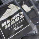 HENRY HAUZ(ヘンリーハウズ) 2021年 初売り商品 フーディー,ロンT,トートバッグ