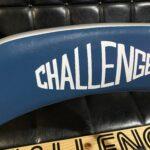 CHALLENGER(チャレンジャー) パイプ椅子まで手を出してしまっていたことと高輪ゲートウェイ駅の話