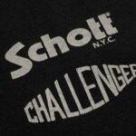 CHALLENGER(チャレンジャー)×Schott を購入した話