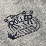 ROLLER magazine Hoodooman スウェット 購入レビューと旧原宿駅改札の解体の話